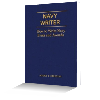 Navy Writer Book
