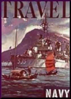 Navy Travel Poster